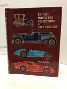 Private Motor Car Collections In Britain, Classic, Luxury, Antique Automobiles