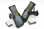 Lot Of 2 Zebra Motorola Mc92n0-gj0syfqa6wr Wm6.5 Se1524 802.11 Barcode Scanner