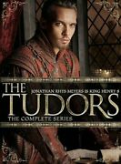 Dvd The Tudors Complete Series