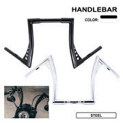 10and039and039 12and039and039 14and039and039 16and039and039 18 Rise 25mm Handlebar Bar For Xl883 Softail Sportster 2016