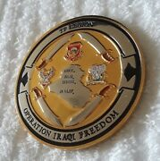 Authentic Cjsotf-ap Tf Legion Joint Special Operations Rare Challenge Coin