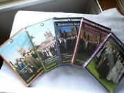 Complete, Five Season Set, Downton Abbey Dvds, All Mint, 2 Never Watched
