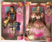 1997 Ken And Rapunzel Barbie Bro Grimm Set Long Hair_nrfb🔥priced To Sell🔥