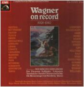 Lp-box Wagner Wagner On Record 1926-1942 Hardcoverbox + Booklet Near Mint