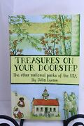 Treasures On Your Doorstep The Other National Parks Of The Usa Lynam Signed