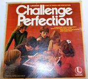 Challenge Perfection Game Pre-electronic By Lakeside Vintage 1978