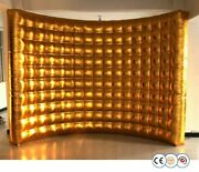 Party Inflatable Photo Booth Background Oxford Cloth 10 Ft Back Drop Decorations