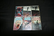 The Walking Dead Lot Of 75 Comics 97-111115-126150-189and 9-100and039s Vf - Nm