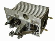 Cylinder Head With Valves And Rocker Arms Steyr Puch Pinzgauer