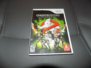 Ghostbusters The Video Game Nintendo Wii, 2009 Euc