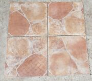 22 Boxes Of Floors 2000 12-pack Red Porcelain Floor And Wall Tile