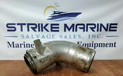 Marine Exhaust Systems 4788 Turbo Exhaust Elbow 8v71