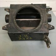 Original Jensen Healey Heater Box With Core And Cables Oem