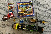 Jack Stone Lego 2 Sets Complete With Incomplete Instruction Sheets 4607/4605