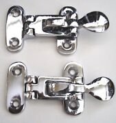 2 Bbt Marine Grade Lockable Hold Downs / Hatch Clamps