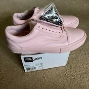 Opening Ceremony X Monochrome Pink Lx Old Skool Ss16 Size 10.5 Rare