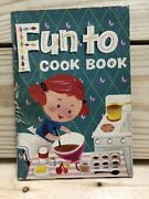 Vintage Fun To Cook Book 1967 Carnation Company, Usa