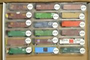 N Scale Cars Sold Individually, Mdc Athearn Wc Bn Up Cnw Ns Bm Soo D Rgw Milw Nl