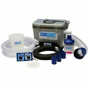 Cool Shirt Motorsport Pro Air / Water Driver Cooling System With 12v Fan