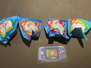Mcdonalds Furbie Furby Happy Meal Toys Toy New Lot Of 4 1998 1 2 3 4