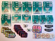 Girl Scout Brownie Badges 46 Piece Lot