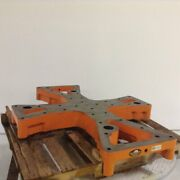 Cincinnati Milacron Clamp Knock Out Butterfly Plate Vh850-116/clamp Used 84937