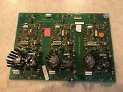 Dynamatic 15-591-7a Positive Base Driver Pcb Circuit Board Used
