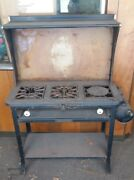 Antique Coleman Cooker 100 Years Old Model 385 Rare Find