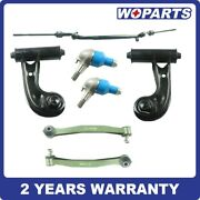 7x Control Arm Ball Joint Tie Rod Sway Bar Link Fit For Mercedes Benz W208