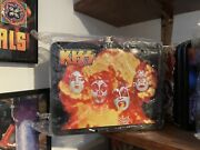 8 Different Kiss Lunchboxes 6 Thermoses All Mint Not Vintage But 2000andrsquos
