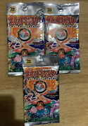 Pokemon Card Tcg Xy Cp6 Break 20th Anniversary Booster Pack 1st Edition Japan X3