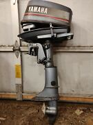 Parting Out ... Yamaha 4hp 4sn 4ac 6e0 1984 Boat Motor Outboard Parts