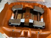 Lexus Rcf Gsf Calipers Orange New With Oem Brembo Pads Rear Gsf Rotors
