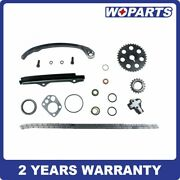 Timing Chain Kit Fit For 89-97 Nissan 240sx Pick Up Stanza Axxess 2.4l Ka24e