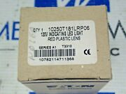Eaton 10250t181lrp06 Red Indicating Light Ser A1 New