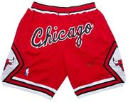 Just Don Family And Friends Chicago Bulls Size M