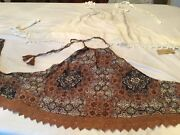 Nwt American Eagle Crochet Lace Tie Back Halter Tops Boho Print Or Solid Xxl