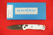 Benchmade 533bk-1 Mini Bugout Cpm-s30v Axis Lock White Handle New In Box