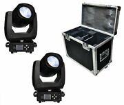 Moving Head Beam Lights Led 150w 3-layer Hd Optical Lens Stage Event Decorations