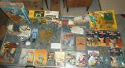 Mixed Lot Of Vintage And Modern The Lone Ranger® And Tonto® Collectibles