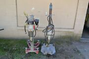 Lot Of 2 Black And Decker Model Two Speed Core Drills Please Read