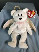 Rare Halo Ty Beanie Baby Brown Nose