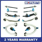 12x Control Arm Ball Jionts Kit Fit For Mercedes Benz W220 S500 S430 99-06