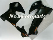 Fit For 2005-2006 Cbr600rr F5 Gloss Black Injection Left Right Side Fairings A17