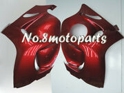 Fit For 2008-2018 Gsxr 1300 Abs Injection Left Right Side Fairings Pearl Red A10
