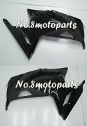 Fit For 2013-2017 Kawasaki Ninja 300 Black Injection Left Right Side Fairing A04