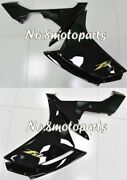Fit For 2007-2008 Yamaha Yzf R1 Gloss Black Injection Left Right Side Fairing A2