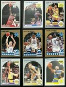 1990-91 Nba Hoops Basketball Cards 1-252 - Pick Your Card