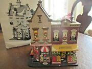 Department 56 Village Collectionchristmas In The City 1997illuminated