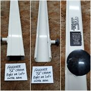 Faulkner Rv Awning Replacement Part 72 In Outer Arm With Handle Single Arm Only